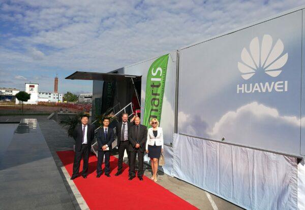 Huawei BTC SmartIS