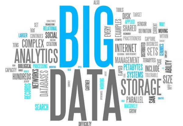 "10.PIES SmartIS Word Cloud ""Big Data"""
