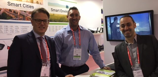 Smart City World Congress 2017